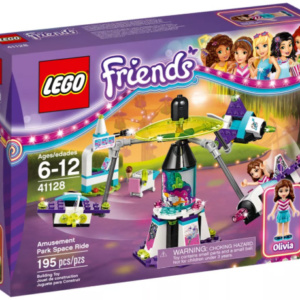 Amusement Park Space Ride Friends Lego Eden Toys