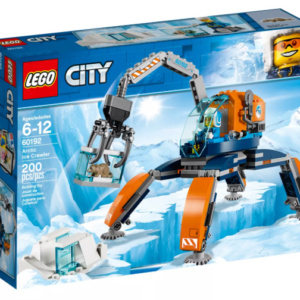 Arctic Ice Crawler City Lego Eden Toys