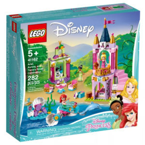 Ariel Aurora and Tianas Celebration Disney Lego Eden Toys