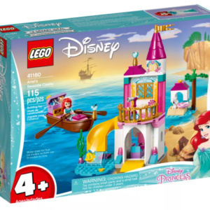 Ariels Seaside Castle Disney Lego Eden Toys