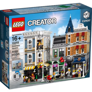 Assembly Square Creator Lego Eden Toys