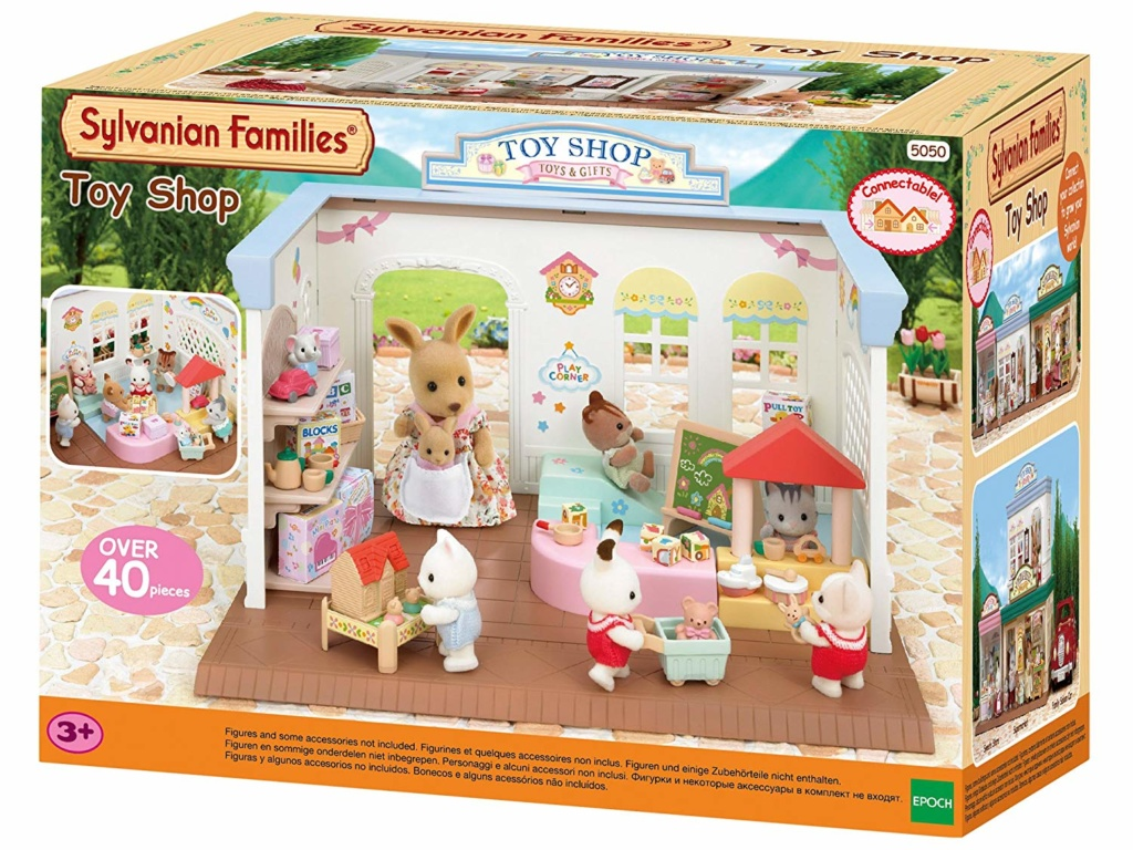 Toy Shop Sylvanian Families Eden Toys www.edentoys.co.za