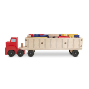 Big Rig Building Set Melissa and Doug Eden Toys