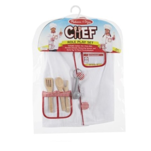 Chef Role Play Costume Set Melissa and Doug Eden Toys