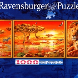African Majesty Ravensburger Puzzles Eden Toys