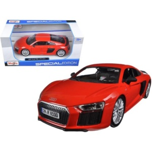 Audi R8 V10 Plus Red Maisto Eden Toys