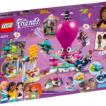 Funny Octopus Ride Friends Lego Eden Toys