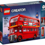 London Bus Creator Lego Eden Toys