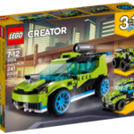 Rocket Rally Car Creator Lego Eden Toys