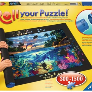 Roll your Puzzle Small Ravensburger Puzzles Eden Toys