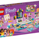 Stephanies Gymnastics Show Friends Lego Eden Toys