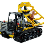 Tracked Loader Technic Lego Eden Toys