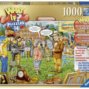 What If Puzzles The Valuation Day Ravensburger Puzzles Eden Toys
