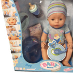 Baby Born Boy Interactive Dolls & Accessories Eden Toys