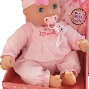 Baby Jojo Beanbag Doll Dolls & Accessories Eden Toys