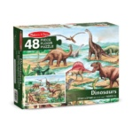 Dinosaurs Floor Puzzle 48 Pieces Melissa and Doug Eden Toys