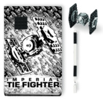 Lego Imperial TIE Fighter Lego Stationery Eden Toys