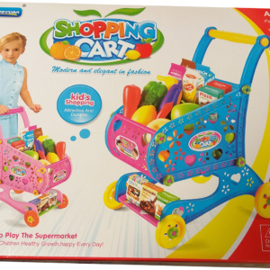 Shopping Cart Cooking playsets Eden Toys