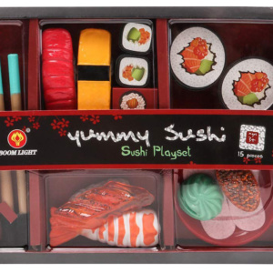 Yummy Sushi Playset Cooking playsets Eden Toys