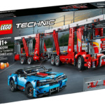 Car Transporter Technic Lego Eden Toys