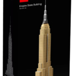 Empire State Building Architecture Lego Eden Toys