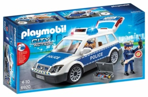 Police Car with Lights and Sound 6920 Eden Toys www.edentoys.co.za