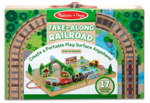 Take along railroad 2